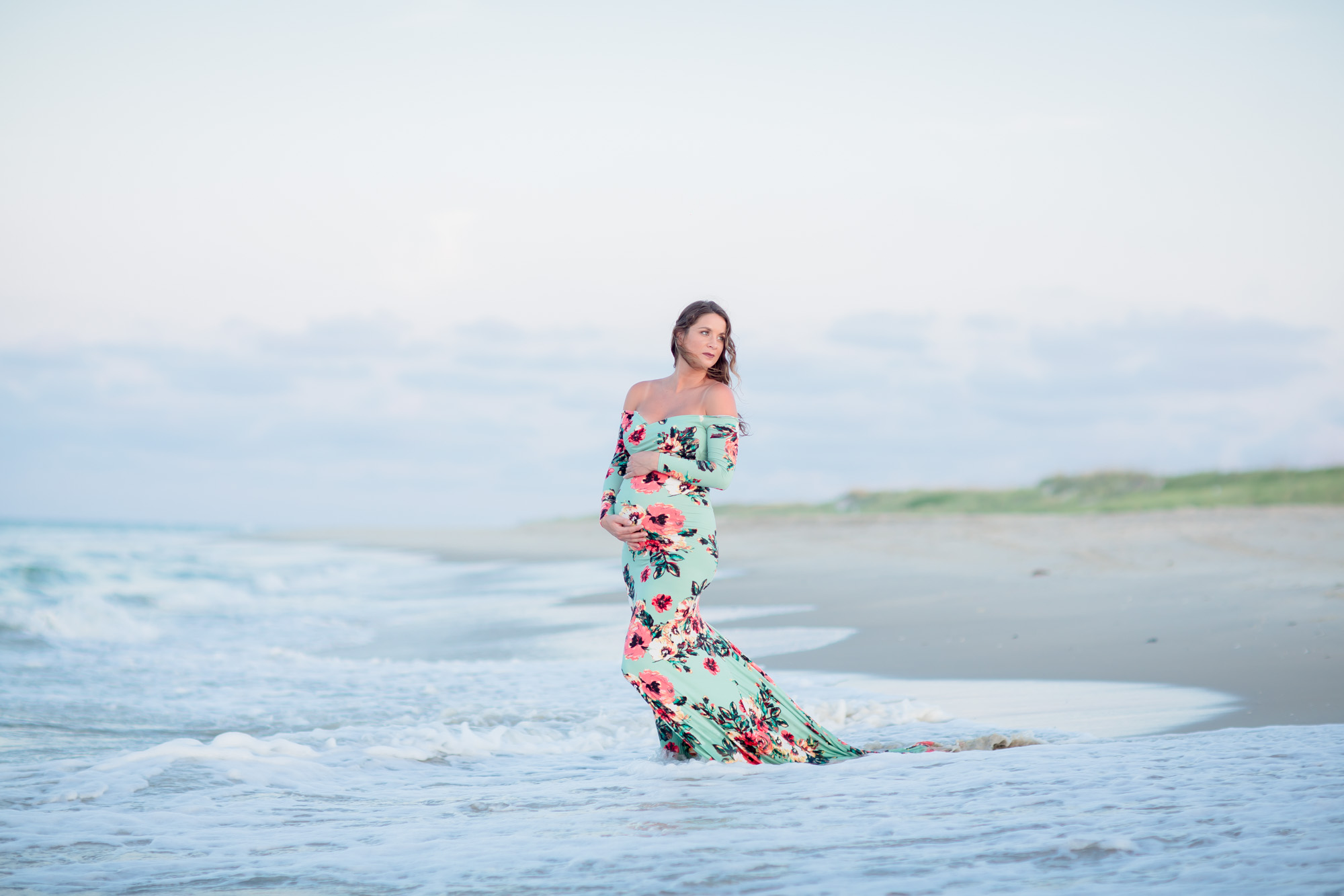 Maternity Session // Sandbridge Beach