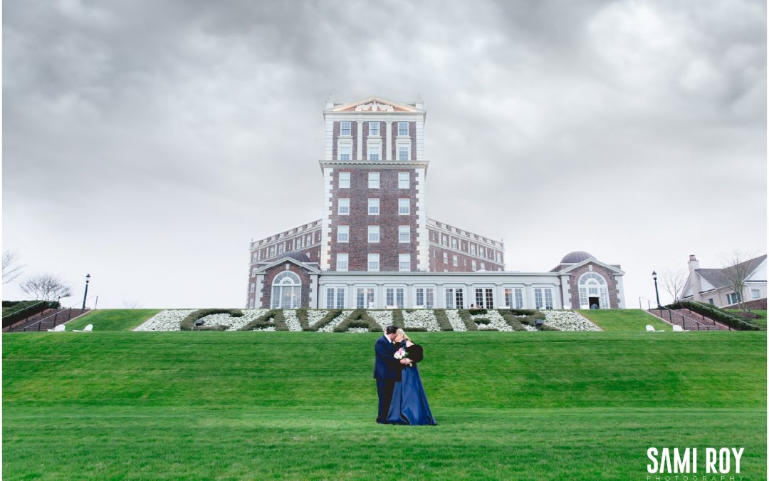 Steven and Liz // Cavalier Hotel Wedding, Virginia Beach