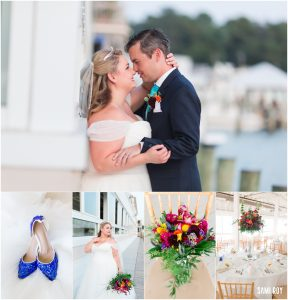 sami roy photography, hampton roads wedding photographer, lesner inn wedding