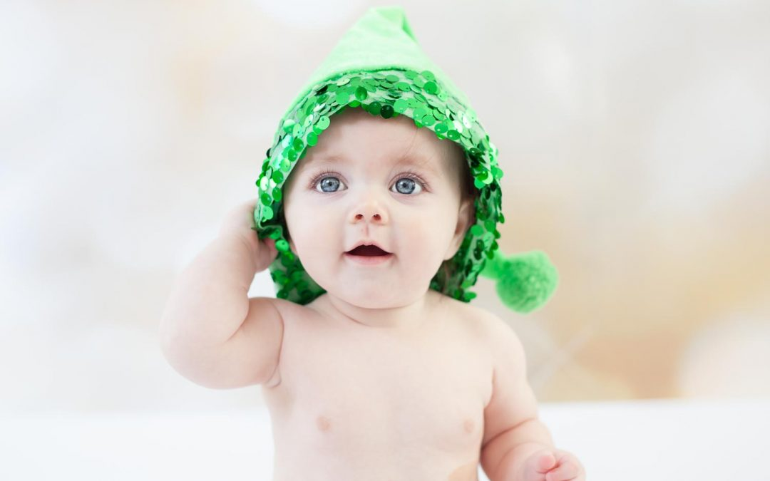 Sheena // Holiday baby session // Virginia Beach, VA