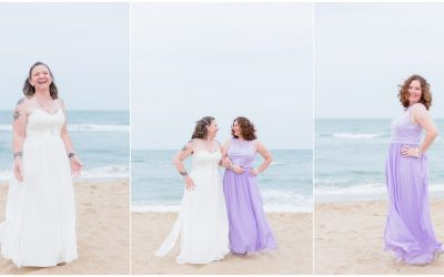 Randi & Autumn // Virginia Beach, Oceanfront Wedding
