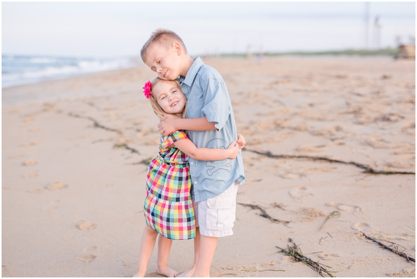 virginia beach family photographer, dam neck beach, sami roy photography , children photography virginia beach