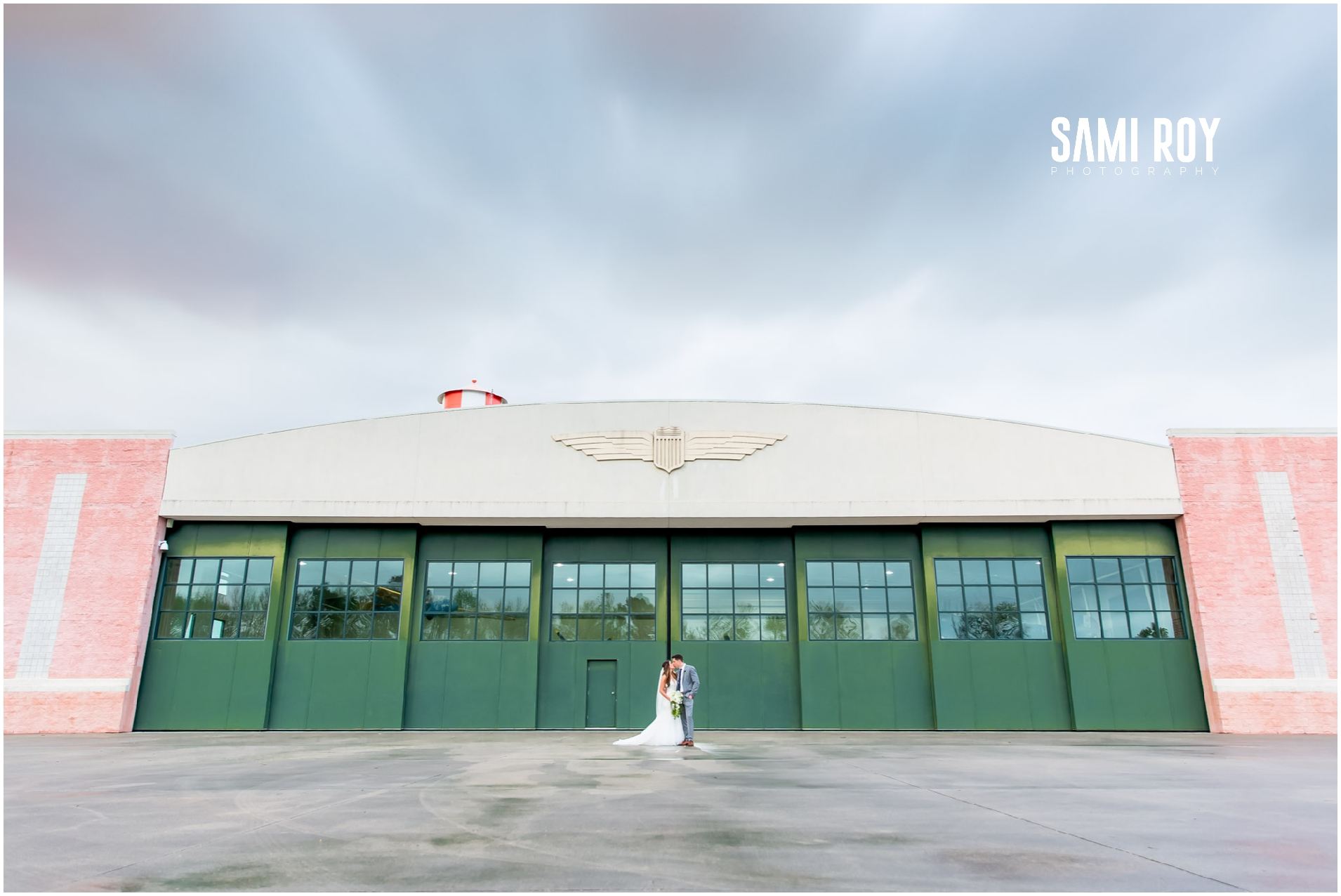 Brynna & Patrick // Military Aviation Museum Wedding