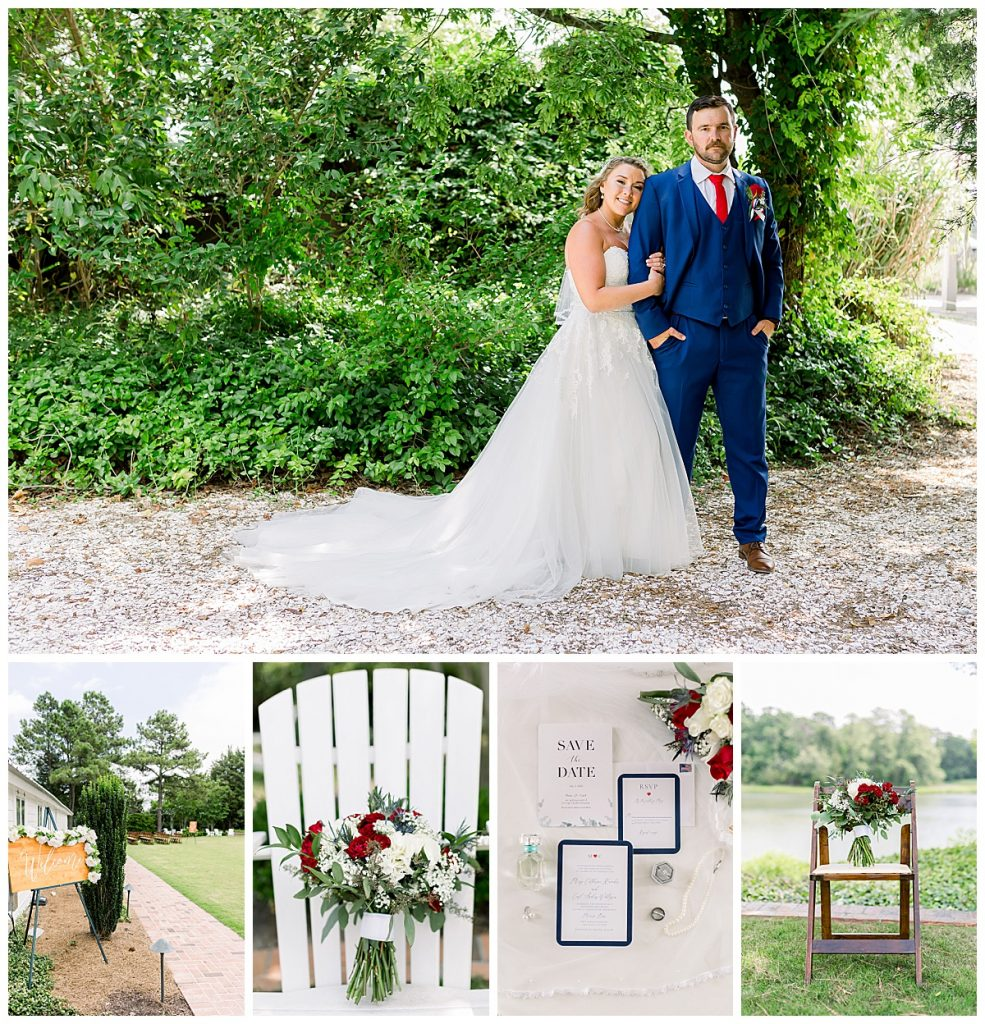 Mary and Carl's Mimosa Barn Wedding, Sami Roy Photography