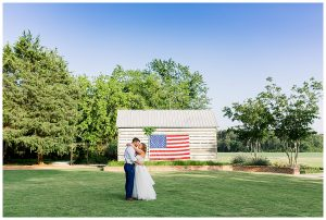 4th of July Wedding, Mimosa Barn Wedding, Sami Roy Photography