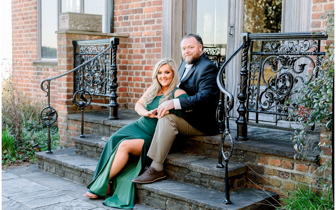 Chelsea & Andy // Couples Session // Hermitage Museum and Gardens